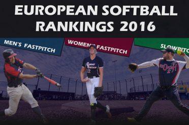 Belgium climbing in ESF Softball Rankings