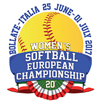 Belgium Women's Softball Team on to E.C. Italy
