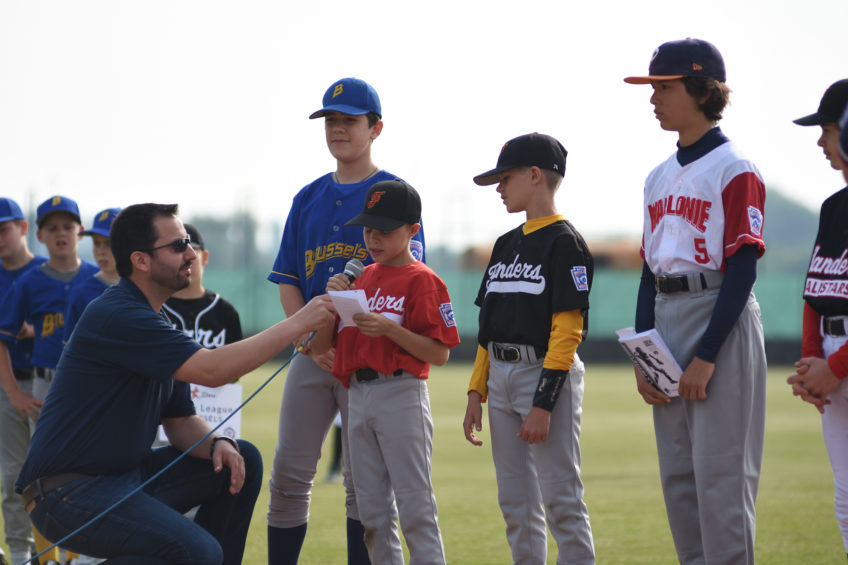 3 Flemish Teams crowned Belgian Little League Baseball  Champion