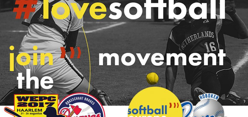 Two Belgian Women's Softball Teams in International ESF Tournaments
