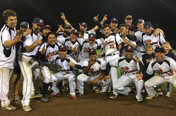 Game Time for Baseball and Softball finalists in Belgian Series