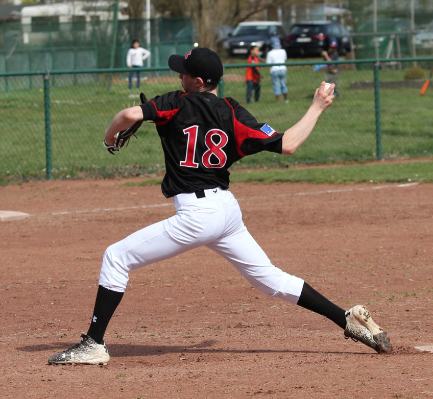 6 Belgian Baseball players invited to U15 MLB Try-outs in Toulouse