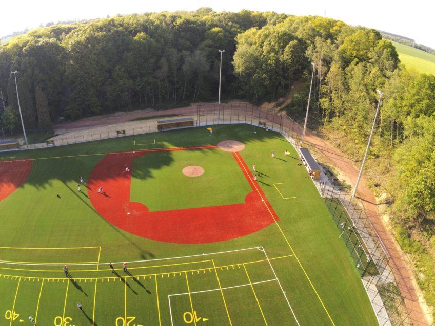 New Ballpark for Mont Saint Guibert Phoenix